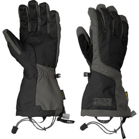 Outdoor Research Arete Gloves Men black/charcoal